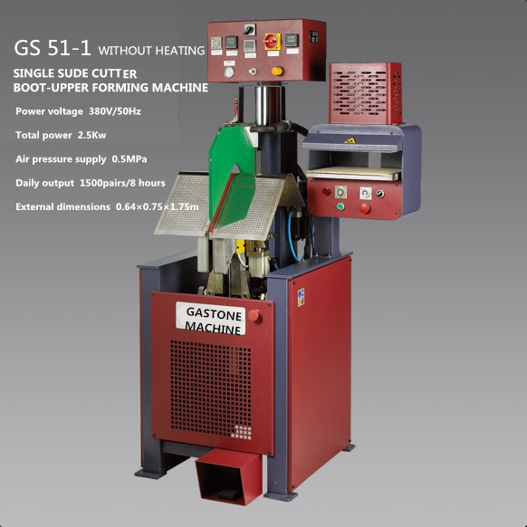 single side or double side cutter forming machine